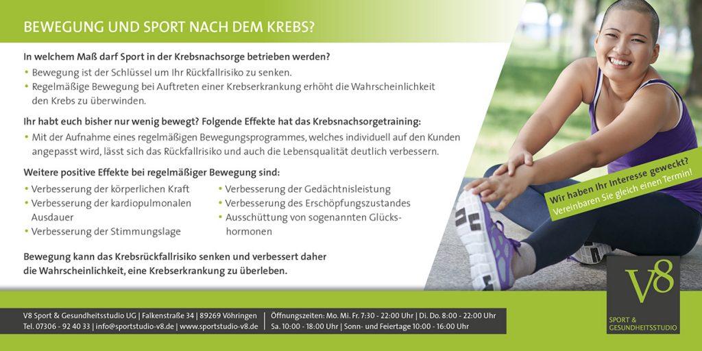 flyerkrebsnachsorge in Vöhringen