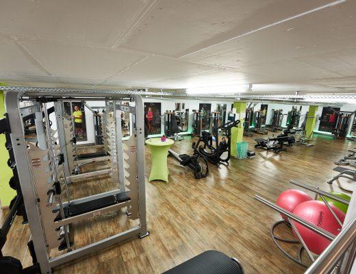 Daran erkennt man ein gutes Fitnessstudio in Vöhringen