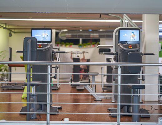 Das eGym Fitnessstudio in Vöhringen gibt dir mehr Kraft und Ausdauer