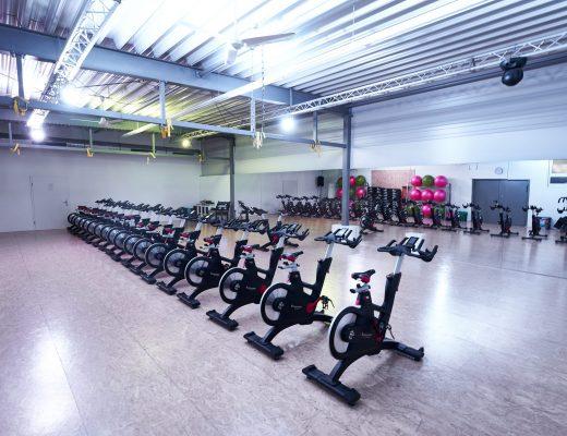Geräte im V8 Fitnessstudio in Vöhringen