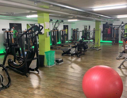Siri Fitnessstudio Vöhringen